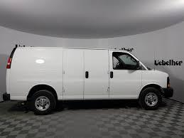 100 Commercial Truck And Van Used 2016 Chevrolet Express Cargo Work Cargo In Jasper IN