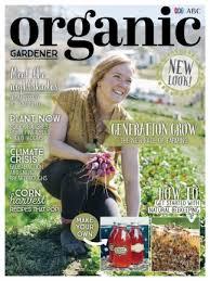 Organic Gardener Magazine Subscription isubscribe