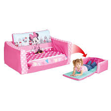 Minnie Mouse Flip Open Sofa Bed by Minnie Mouse Flip Out Mini Sofa Plastic Pink Amazon Co Uk
