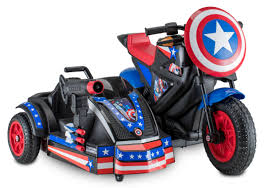 Kid Trax 12-Volt Captain America Motorcycle Ride-On - Walmart.com ... Modified Kid Trax Fire Truck Bpro Short Youtube 6volt Paw Patrol Marshall By Walmartcom Mighty Max 2 Pack 6v 45ah Battery For Quad Kt10tg Lyra Mag Kid Trax Carsschwinn Bikes Pintsiztricked Out Rides Amazoncom Replacement 12v Charger Pacific Kids Fire Truck Ride On Active Store Deals Ram 3500 Dually 12volt Powered Ride On Black Toys R Us Canada Unboxing Toy Car Kidtrax 12 Cycle Toysrus Cat Corn From 7999 Nextag Engine Toddler Motorz Red Games