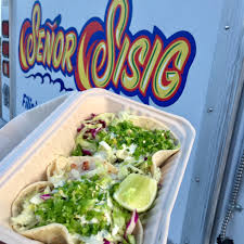 REVIEW: Señor Sisig Tacos (Pork And Chicken) | Sean's Skillet San Francisco Off The Grid Un Plaza Seor Sisig Filipino Fusion Food Truck Check Please Bay Area Review Youtube The History Of Franciscos Filipinomexican Journeyleaf Life A Page At Time Trucks 5 Questions With Seor Sig Eat Tacos Sf I Love Eats From Your Block To Mine On Best Image Kusaboshicom Senorsigtruck Hash Tags Deskgram