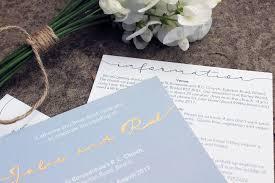 How soon to Send Out Wedding Invitations Unique Retro Press Wedding