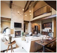 wohnzimmer rustikal modern wohnzimmermöbel ideen