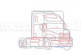 Semi Truck Outline Drawing How To Draw A Mack Truck Step By Step ... How To Draw The Atv With A Pencil Step By Pick Up Truck Drawing Car Reviews 2018 Page Shows To Learn Step By Draw A Toy Tipper 2 Mack 3d Pickup 1 Cakepins Truck Youtube Cars Trucks Sbystep Itructions For 28 Different Vehicles Simple Dump Printable Drawing Sheet Diesel Drawings Best Of Monster An F150 Ford