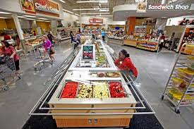 Hy Vee Market Cafe makes you for you re eating in a grocery