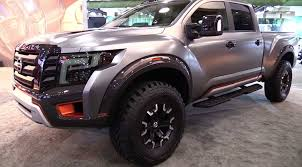 100 Nissan Diesel Trucks Titan Warrior Exterior And Interior Walkaround And