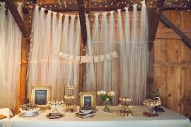 That Curtain Backdrop Is To Die For So Simple And Gorgeous Table Crazy Awesome Too