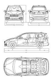 volume coffre x5 7 places dimension bmw tourer idée d image de voiture