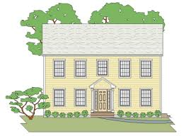 Pictures Small Colonial House by Jcall Design J Call Design Maine Home Plans Call Design