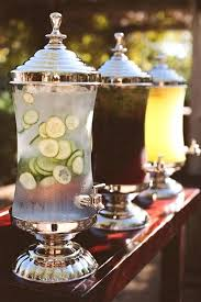 Decorative Water Dispenser Party Vintage Outdoor Country Rustic Wedding Drink Ideas Meaning In