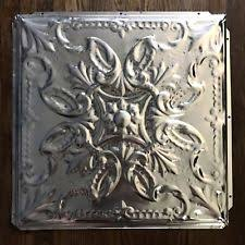 24 X 24 Inch Ceiling Tiles by Antique Tin Ceiling Tiles Ebay