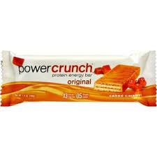 Power Crunch Bar Original Salted Caramel 14 Oz Case Of 12