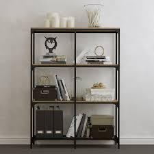 IKEA LERBERG Organizer Bookcase Space Saver Living Room Bedroom Shelf Unit 35x148 Cm