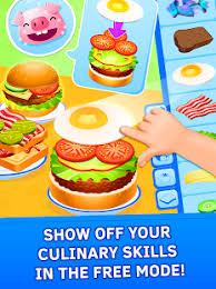 jeux de cuisine burger restaurant jeux de burger restaurant zoo applications android sur play