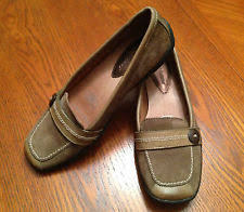 Hush Puppies Ceil Slip On by Hush Puppies Ceil Slip On Brown Womens Shoes Size 9 M Flats Ebay