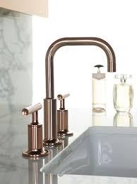 Kohler Purist Bathroom Faucet Gold by Purist 8