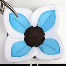 Infant Bath Seat Ring by Amazon Com Blooming Bath Lotus Baby Bath Blue Baby