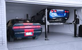 The Best Car Lift for Your Home Garage 2 & 4 Post Lifts Reviewed