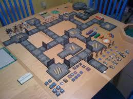 Modular Game Boards
