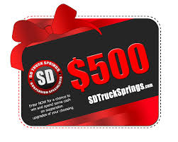 Summer 2015 Giftcard Giveaway With SD TruckSprings | SD Truck ... Front Leaf To Coil Cversion Ford Truck Enthusiasts Forums 2004 Chevrolet C6500 Spring For Sale Sioux Falls Sd Springs On 97 F250 4x4 Diesel Forum Thedieselstopcom 96 Gmc K1500 6 Pro Comp Lift 35 Mt2 15by10 Dick Cepek Air Lift Vs Firestone Which One Is Better 1877 Amazoncom Pro Comp 22415 5 Rear For F2f350 99 Trailer Hitches Talks Companion Slider And 5th Wheel Hitch Sdtruckspringscom Traing Traing Course Profs Sdtrucksprings Competitors Revenue Employees Owler Company Ford Super Duty Truck F450 Dually Set 2 Lr Oem Rear Suspension