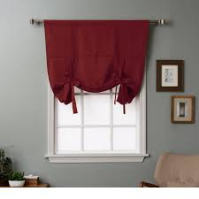 Absolute Zero Curtains Red by Rhf Wide Thermal Blackout Patio Door Curtain Panel Sliding Door