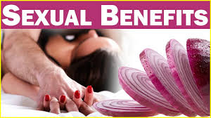Health And Sexual Benefits Of Onion