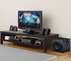 logitech z906 home theater 5 1 surround sound system