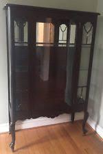 antique curio cabinet ebay