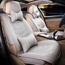 Beige Car Seat Protector Luxury Leather Cover Universal 2 In 1 ... Pu Leather Car Seat Covers For Auto Orange Black 5 Headrests Fia Leatherlite Custom Fit Sharptruckcom Truck Leather Seat Covers Truckleather Dodge Ram Mega Cab Interior Kit Lherseatscom Youtube Mercedes Sec 380 500 560 Beige Upholstery W126 12002 Ford F150 Lariat Supercrew Driver Scania 4series Eco Leather Seat Covers 22003 F250 Perforated Cover 2015 2018 Builtin Belt Compatible 0208 Nissan 350z Genuine Custom Orders