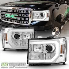 Updated LED Tube Style 2007-2013 GMC Sierra 1500 2500 3500 Projector ... 2017 Gmc Sierra Hard Tonneau Covers5 Best Rated Hard Covers 2013 Victory Red Used 3500hd Slt Z71 At Country Diesels Serving 2011 Headlights Ebay 2015 Chevy Silverado Truck Accsories 2014 V6 Delivers 24 Mpg Highway Dont Lower Your Tailgate Gm Details Aerodynamic Design Of Pickups 101 Busting Myths Aerodynamics Denali Ultimate The Pinnacle Premium 1500 Price Photos Reviews Features