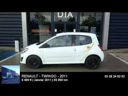 siege twingo occasion annonce occasion renault twingo 1 5 dci75 eco rip curl 2011