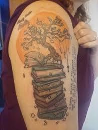 Keptalalat A Kovetkezore Tree Book Tattoo