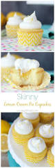 Pumpkin And Cake Mix Weight Watchers by Skinny Lemon Cream Pie Cupcakes Beyond Frosting