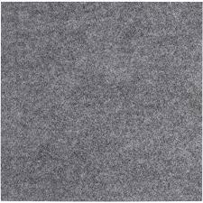 andiamo teppichfliese selbstklebend grau 40 cm x 40 cm