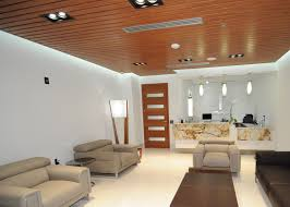 Rulon Suspended Wood Ceilings by Houston Dental Implant Center Rulon International Inc