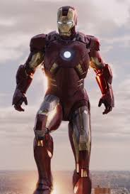 Anthony Stark Earth 199999 With Iron Man Armor MK VII From Marvels The Avengers 002 Cut