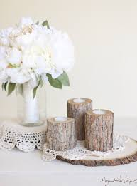Diy Rustic Wedding Decorations