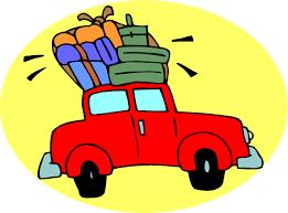 Car Travel Clipart 1