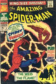 Amazing Spider Man 1963 1st Series Annual 4