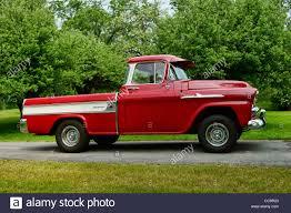 100 Cameo Truck 1958 Chevrolet Pickup Stock Photo 42012267 Alamy