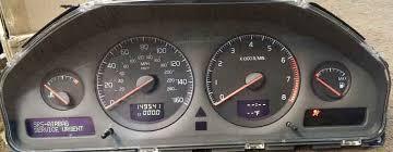 volvo s60 s80 v70 xc70 cluster repair service