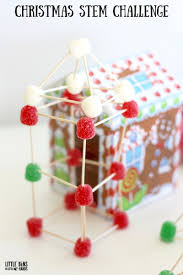 Gumdrop Christmas Tree Decorations by Christmas Candy Stem Challenge Design A Chimney For Santa