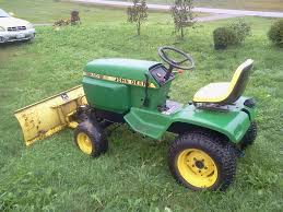 John Deere Stx38 Yellow Deck Removal by Picked Up A John Deere 314 For Work Around The House
