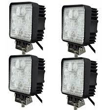 4 X 27w LED Working Light Square Size Truck Flood Lights 27w LED ... Best Led Spotlights For Trucks Amazoncom Truck Lite Led Spot Light With Ingrated Mount 81711 Trucklite Rigid Industries D2 Pro Flush Mount Lights 1513 Senzeal 5d 90w 9000lm Cree Chip Flood Beam Offroad Work Great Whites Lights 4wds Cars 2x 4inch 1800lm 18wcree Led Bar Spotflood Lamp Green Hunting Fishing 10 Inch High Power For Vehicles 18w Cree Pod Fog Jeep Off Trucklitesignalstat 4x6 In 1 Bulb 1450 Lumen Black Rectangular 4 Inch 27w Round Amber Ligh 1030v Rund 35w Driving 3 Road Bars Trucks Offroad Sale