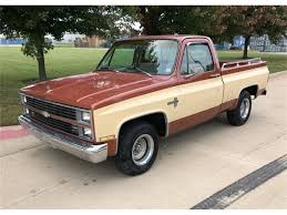 1983 Chevrolet Silverado For Sale | ClassicCars.com | CC-1155200 1983 Chevrolet C10 Pickup T205 Dallas 2016 Silverado For Sale Classiccarscom Cc1155200 Automobil Bildideen Used Car 1500 Costa Rica Military Trucks From The Dodge Wc To Gm Lssv Photo Image Gallery Shortbed Diesel K10 Truck Swb Low Mileage Video 1 Youtube Show Frame Up Pro Build 4x4 With Streetside Classics The Nations Trusted Pl4y4_fly Classic Regular Cab Specs For Autabuycom