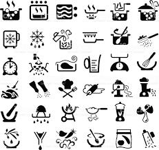 symbole cuisine symboles de cuisine cliparts vectoriels et plus d images de 2015