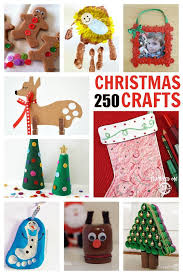 250 Of The Best Christmas Crafts For Kids There Are So Many Ideas Here Holiday Craftsand They All Have Pictures