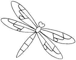 Free Printable Coloring Pages Of Dragonflies