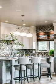 5 Light It Up Classic Meets Contemporary In Remodeled Kitchen