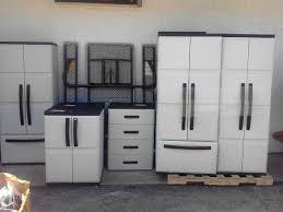 Home Depot Plastic Garage Storage Cabinets by Bathroom Pleasing Garage Storage Cabinets Separates Stanley